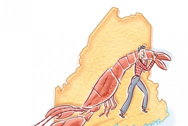 Maine Food Trail: Lobster Rolls
