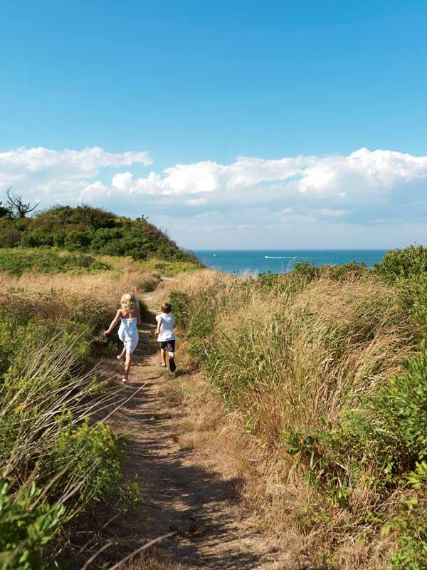 Block Island Greenway Trails
