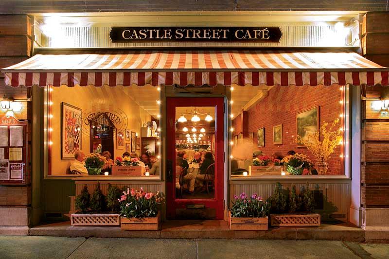 Barrington Street Coffee Shop