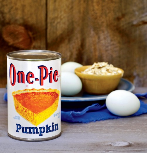 One-Pie Canned Pumpkin Puree