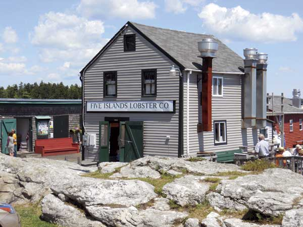 12 Best Lobster Shacks in New England