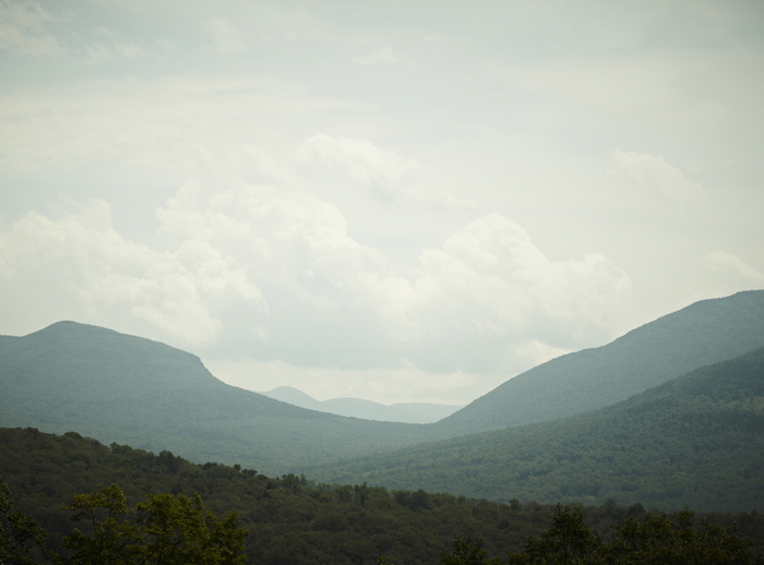 White Mountains National Forest, New Hampshire, 2009.