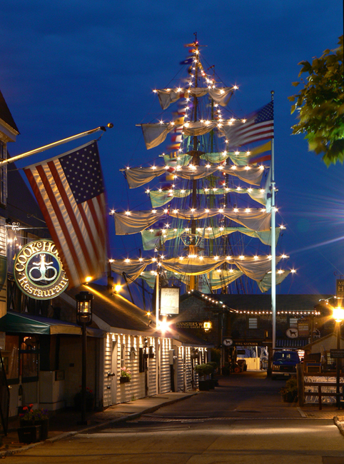 Best Beach Towns In New England