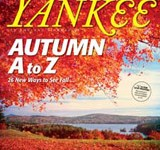Yankee Magazine September 2012 Cover