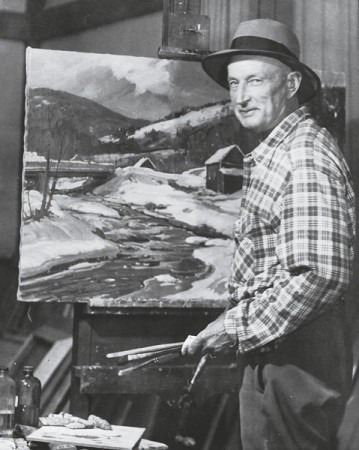 Landscape Painting Painter