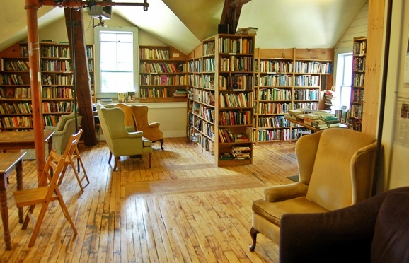 The Best Used Bookstores In New England
