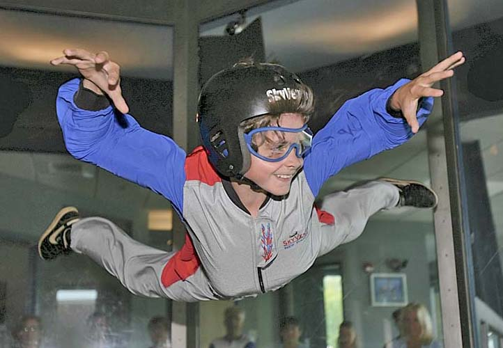 Indoor skydiving in new hampshire