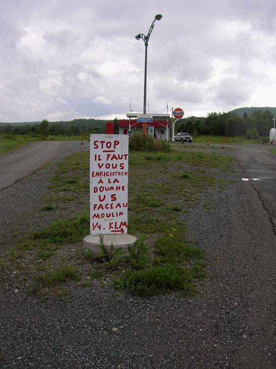 US/Canadian Border Crossings in New England - New England Today