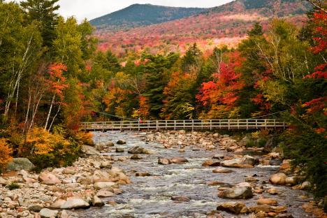 Kancamagus Highway New Hampshire 50 Anniversary