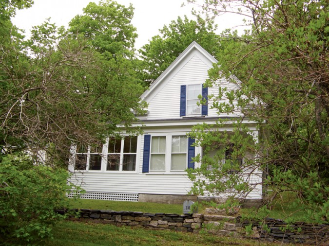 Affordable Oceanfront In Maine