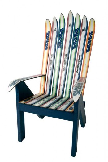 How To Make A Ski Chair New England Today
