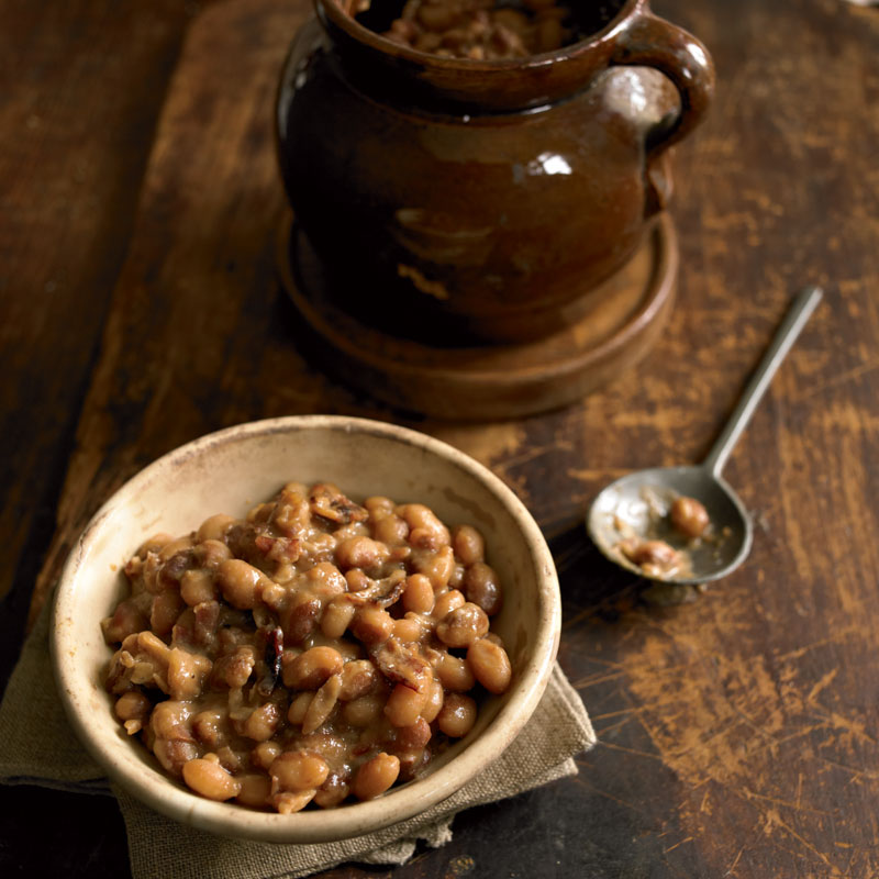 Vermont-Style Baked Beans (1992)