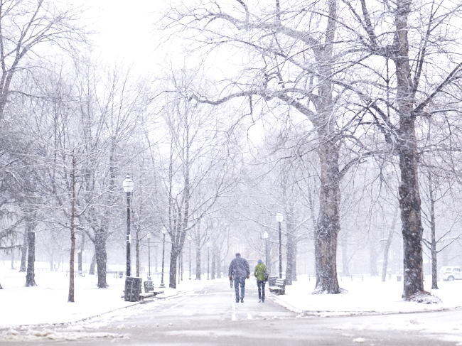 Snowfall Obliterates Records In Boston: 'Another Winter Storm?!'