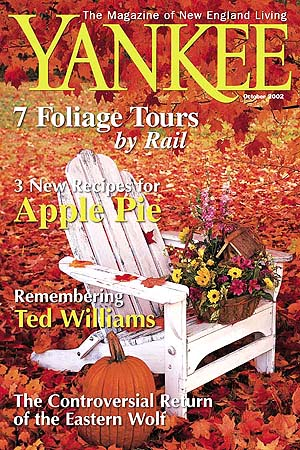 Yankee Cover: October 2002