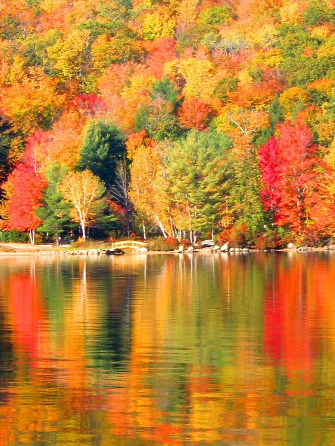 Most Beautiful Places in New England