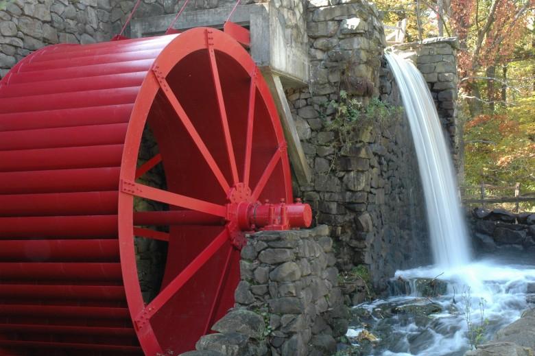 Mill At Wayside Inn