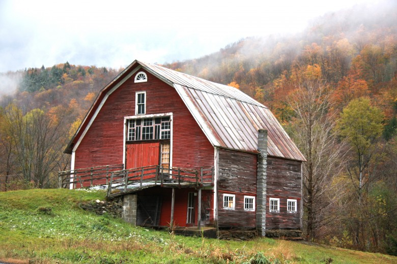 Vermont Barns Photos New England Today