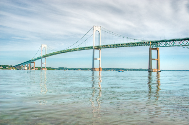 Newport Pell Bridge