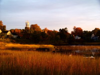 Damariscotta Fall Scene (user submitted)