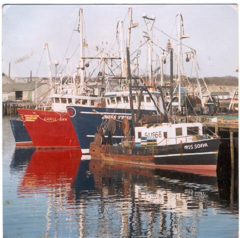 Gloucester fishing boats new england today for Gloucester ma fishing