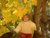 Clare in Vermont October 2002 (user submitted)