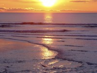 Sunrise in Ogunquit (user submitted)