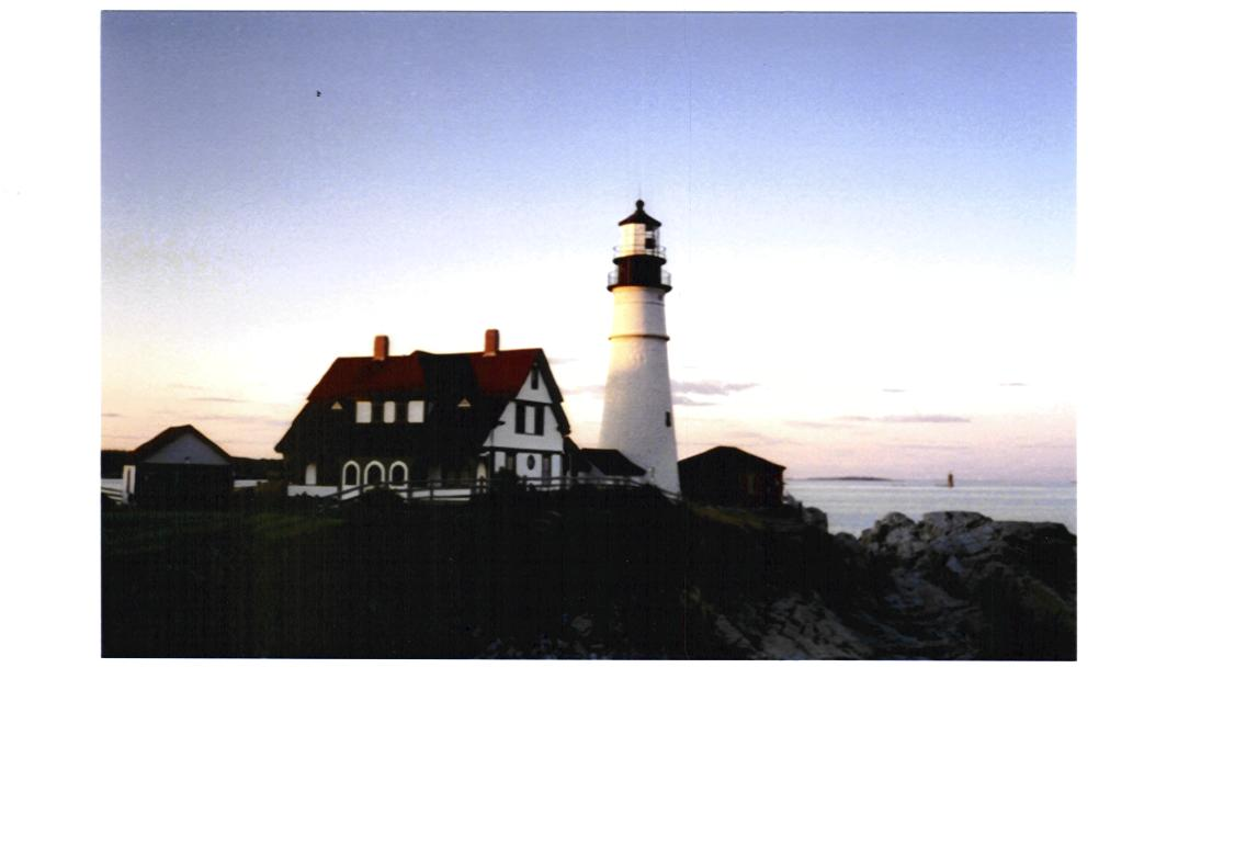 Portland Head Light (user submitted)