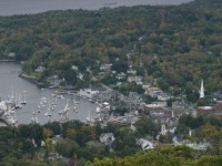 View from Mount Battie (user submitted)