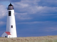 Great Point Light on Nantucket