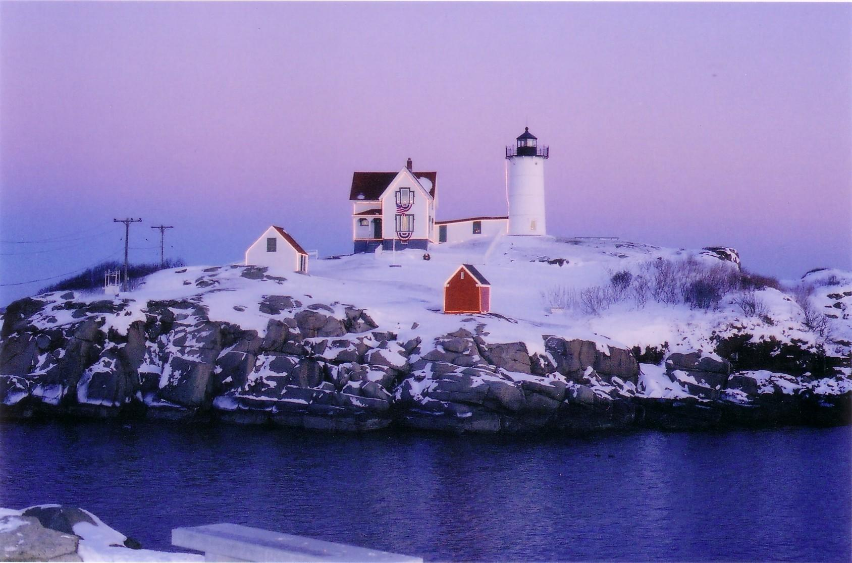 Nubble Light - New England Today