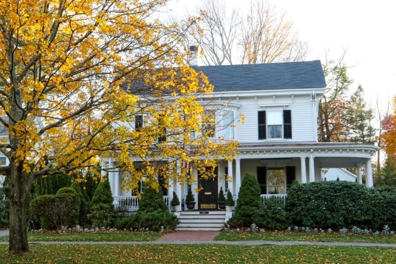 A Fall Visit To Historic Lexington Massachusetts New