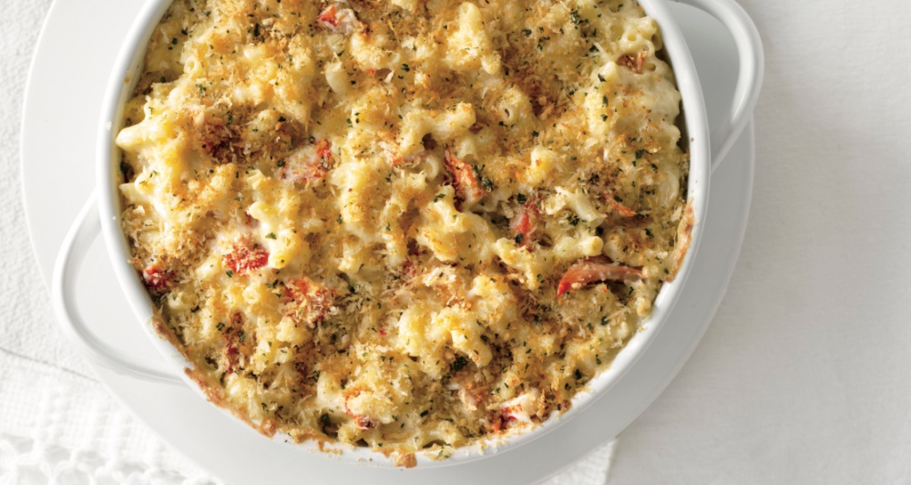 Lobster Mac & Cheese - New England Today