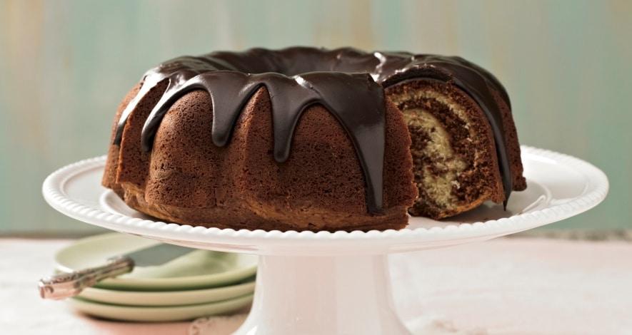 Boiled Cake Glaze