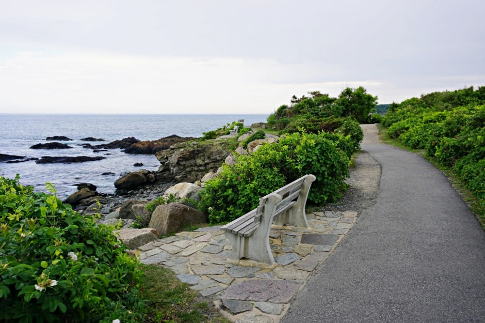 The Marginal Way | A Coastal Stroll in Ogunquit, ME
