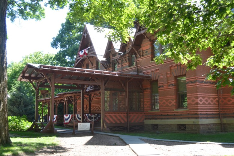 Tour The Mark Twain House In Hartford Connecticut New