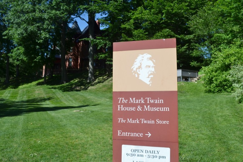 Welcome to the Mark Twain House & Museum in Hartford, CT!