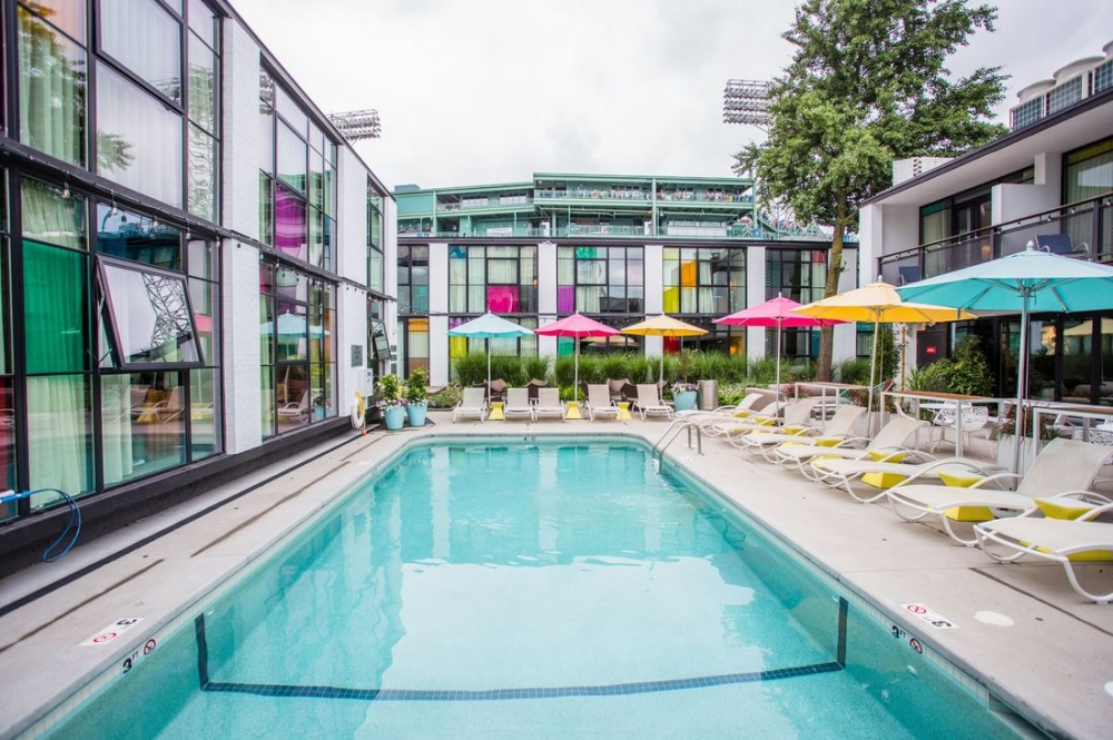 Guide to Midcentury Modern Hotels in New England
