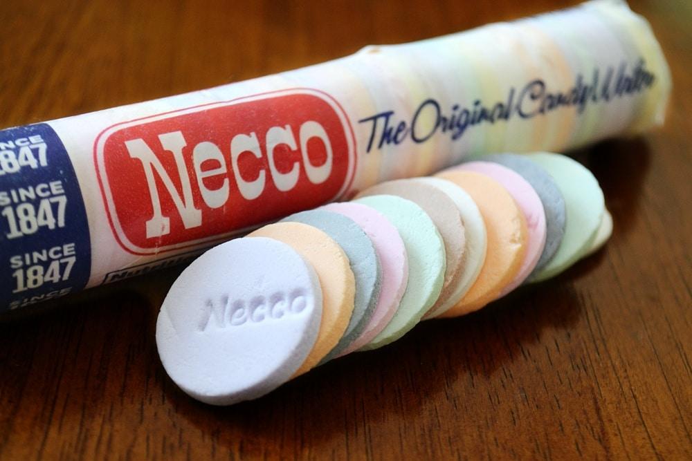 Necco Wafers 2020