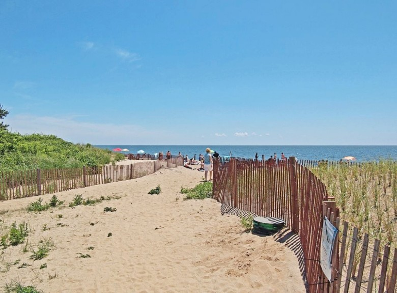 Best Beach Camping In New England