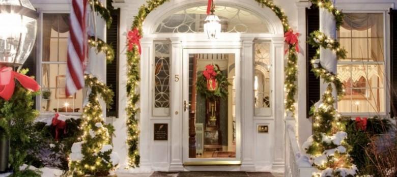 Captain Jefferds Inn | New England Christmas Getaways