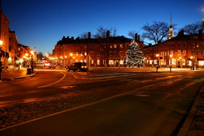 Christmas Towns.10 Best New England Christmas Towns New England Today