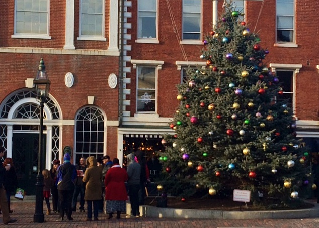 10 best new england christmas towns