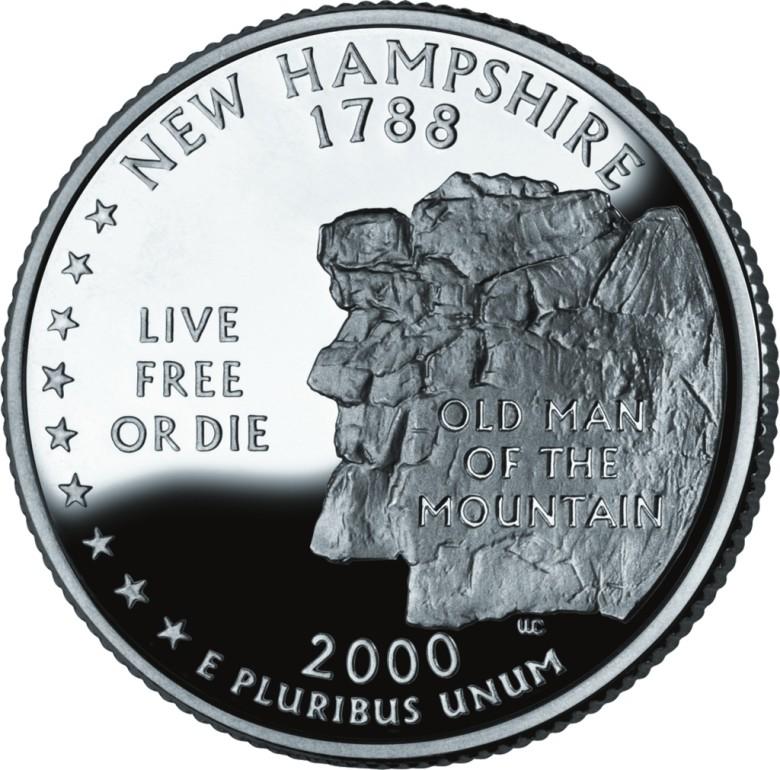 Motto New Hampshire