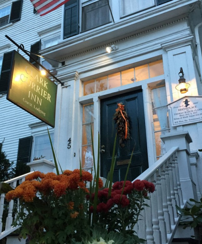 Clark Currier Inn Favorite Newburyport Ma Hotels Inns