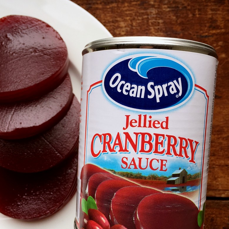 An Ode To Ocean Spray Cranberry Sauce New England Today