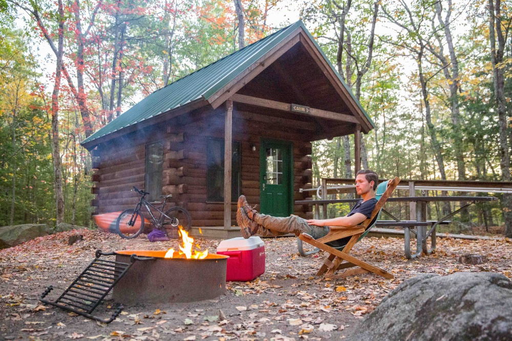 Best Campgrounds In Nh Where To Go New England Today
