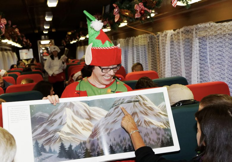 New England Polar Express Train Ride Locations | Yankee Magazine