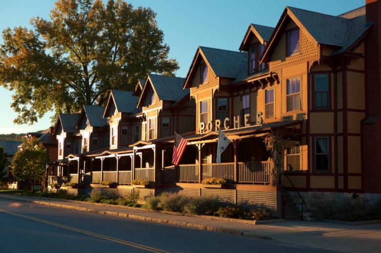 Porches Inn Favorite Berkshires Hotels
