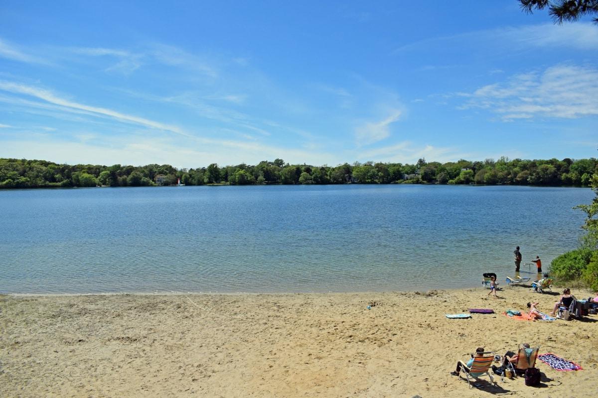 Lake Lanier Best Beach