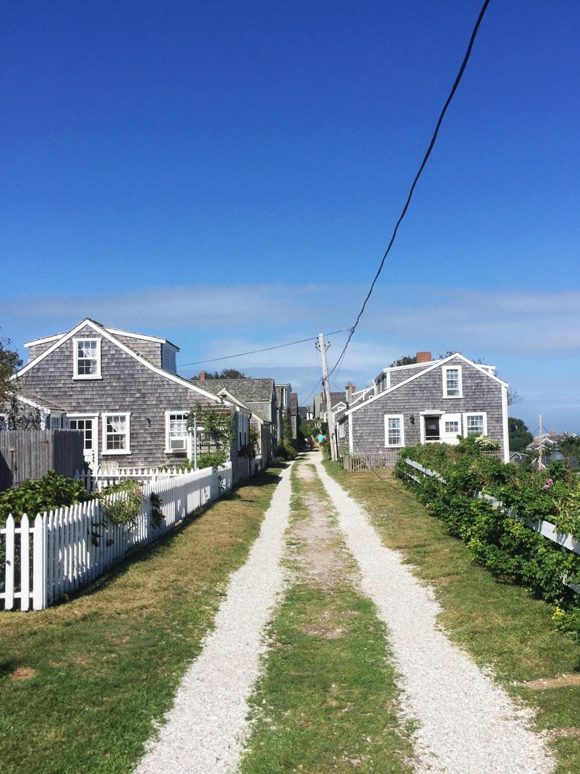 Sconset Bluff Walk on Nantucket